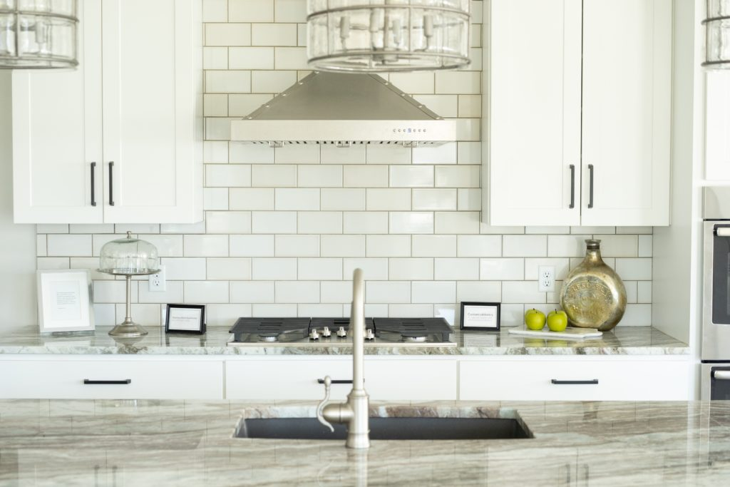 Detailed Home Clean, clean kitchen